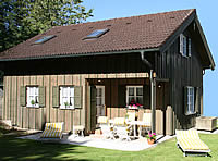 Alpchalet in Oberbayern in Kochel am See